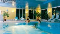 Central Sporthotel - wellness, zwembad