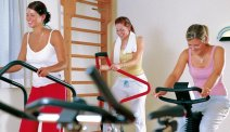Central Sporthotel - fitness