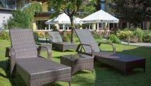 Hotel Latini - heerlijk relaxen in de tuin