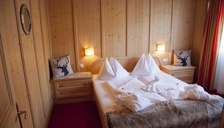 Hotel Latini - 2-persoonskamer Alpenrose
