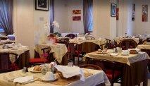 Hotel King - restaurant