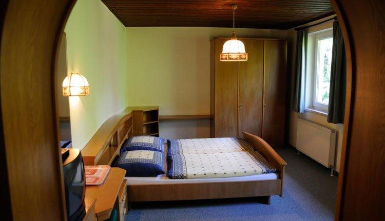 Strandhotel Weyregg - 2-persoonskamer