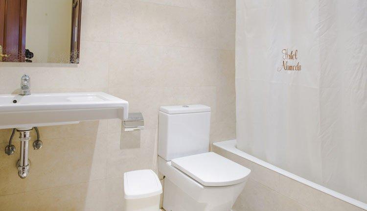 Hotel Alameda - badkamer