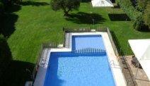 Hotel Ciudad de Haro heeft een apart kinderbad in het zwembad