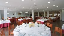 Hotel Ciudad de Haro - restaurant