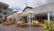 Hotel Ciudad de Haro - terras