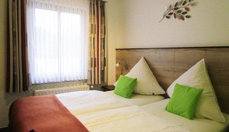 Hotel des Ardennes - 2-persoonskamer