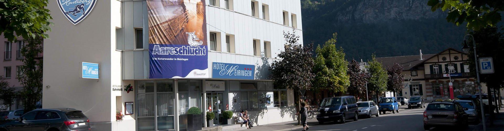 Hotel Meiringen in Meiringen