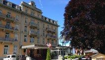 Parkhotel du Sauvage in Meiringen