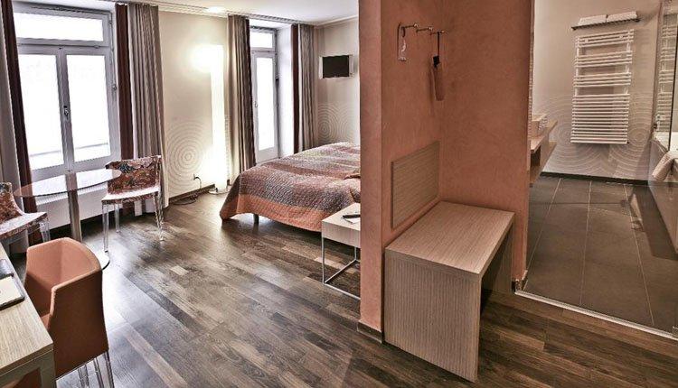 Parkhotel du Sauvage - 2-persoonskamer Superior
