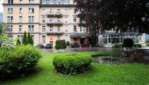 Parkhotel du Sauvage - entree