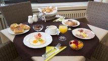 Plaza Hotel Antwerpen - ontbijt