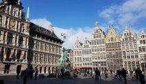 Antwerpen - hand werpen