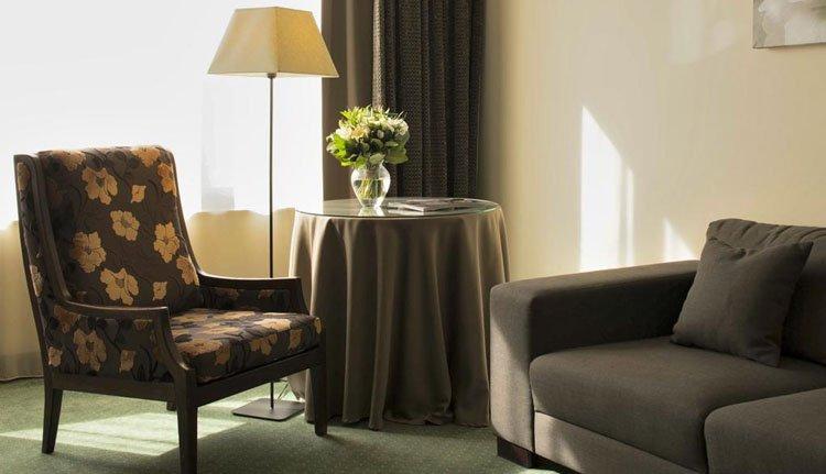 Plaza Hotel Antwerpen - 2-persoonskamer Superior