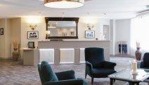 De receptie van Best Western Plus L'Artist Hotel