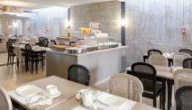 Elke morgen staat er een lekker ontbijtbuffet klaar in Best Western Plus L'Artist Hotel