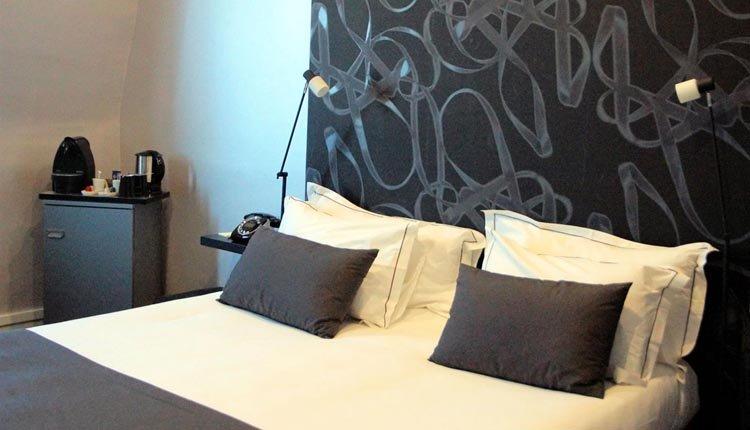 De tweepersoonskamers in Best Western Central Hotel zijn van alle gemakken voorzien