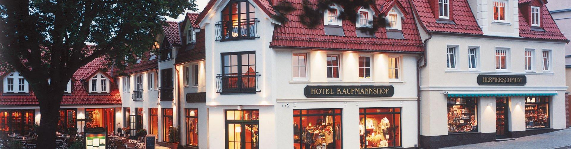 Hotel Kaufmannshof - Rügen
