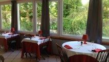 Het restaurant in Hotel Le Clos de Mutigny