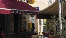 Hotel Le Glacier in Orange