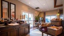 Elke morgen staat er een uitgebreid ontbijtbuffet klaar in Best Western La Marina