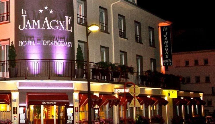 Hotel de la Jamagne in Gerardmer