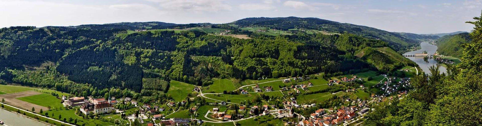 Wandelen en fietsen in Neustift, Oostenrijk