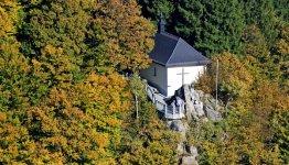 Uitzichtpunt Penzenstein, Oostenrijk