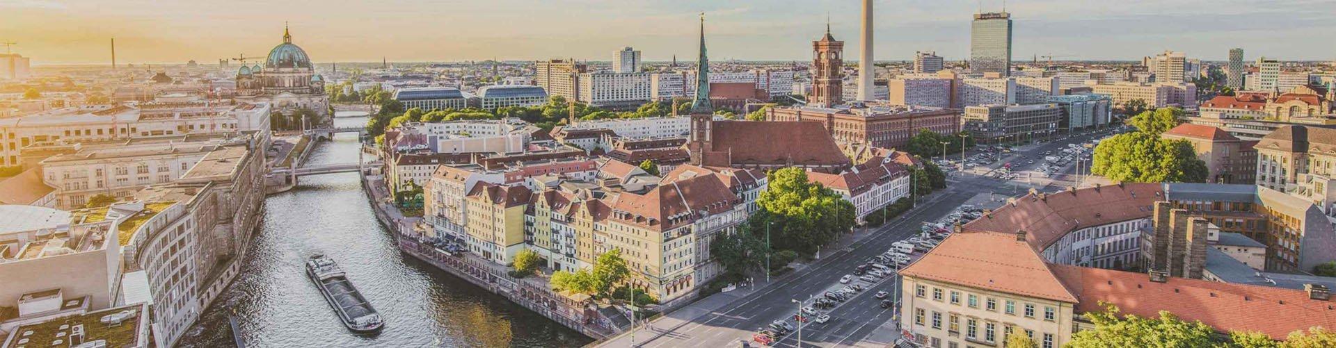 Duitsland, Brandenburg - Berlijn
