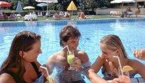 Hotel Velden Bacherlwirt - zwembad