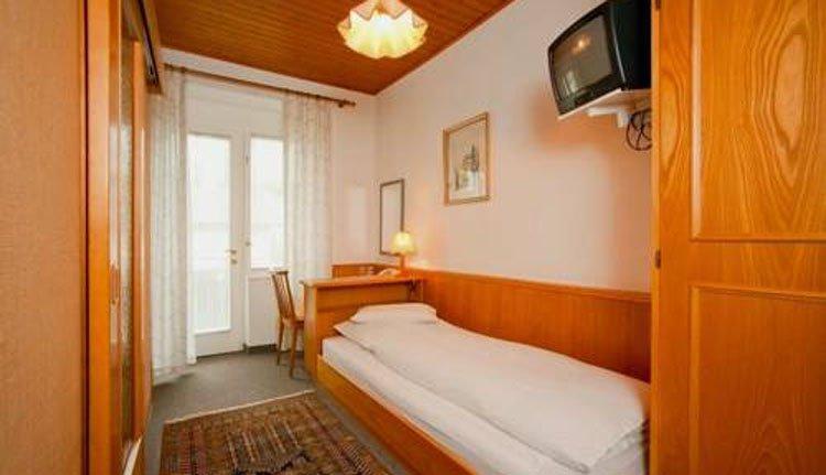 Hotel Velden Bacherlwirt - 1-persoonskamer