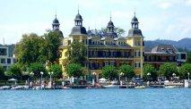 Hotel Villa Flora aan de Wörthersee
