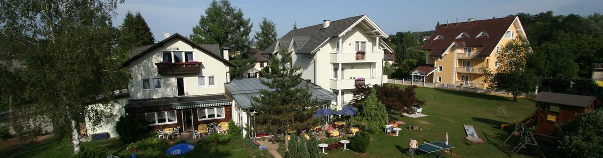 Hotel Villa Flora aan de Oostenrijkse Wörthersee