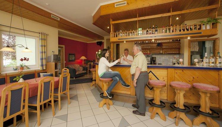 Hotel Villa Flora - bar