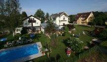 Hotel Villa Flora beschikt over een leuk zwembad
