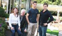 De familie Wrann beheert generaties dit prachtige Hotel Post Velden