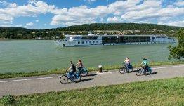 Oostenrijk - Niederösterreich - Fietsen langs de Donau