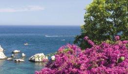 Italie - Sicilie:  Het grootste eiland van Italië wordt omringd door de Middellandse Zee