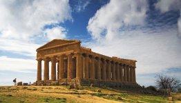 Italie - Sicilie - tempel