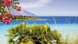 De spectaculaire natuur van Sicilië