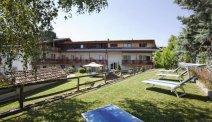Hotel Los Andes beschikt over een heerlijke tuin