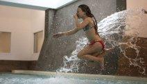Hotel Los Andes heeft een lekker binnenzwembad