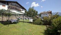 Hotel Los Andes heeft een heerlijke relaxtuin