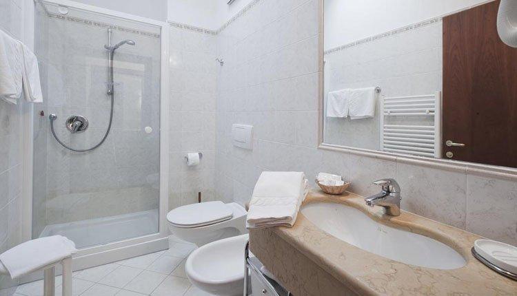 Hotel Los Andes - 2-persoonskamer Plus, badkamer