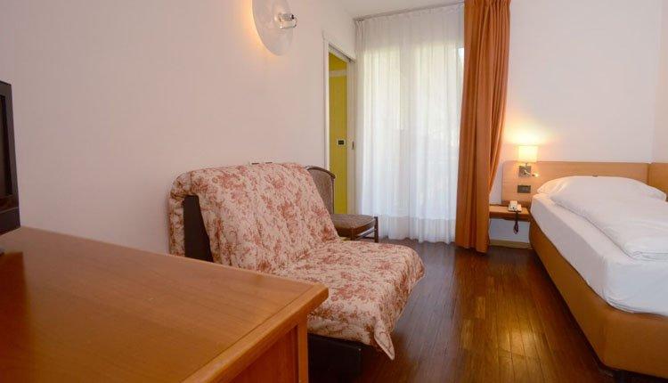 Hotel Los Andes - 1-persoonskamer