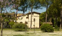 Hotel la Torretta - tuin