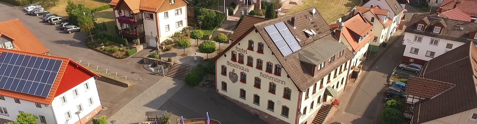 Landhotel Gasthof Hohmann