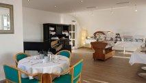 Elke morgen staat er een uitgebreid ontbijtbuffet voor u klaar in Hotel Atrigon