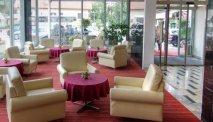 De hal van Hotel Jelovica Bled