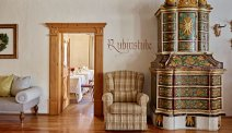De prachtige ambiance in Romantic Hotel Excelsior